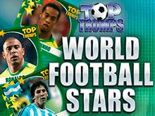 Онлайн-аппарат Top Trumps World Football Stars в Вулкан Платинум