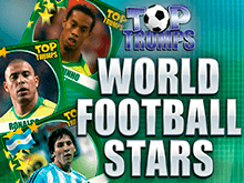 Онлайн-аппарат Top Trumps World Football Stars в Вулкан Платинум