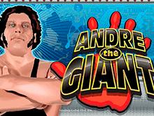 Лучший игровой автомат на деньги Andre The Giant