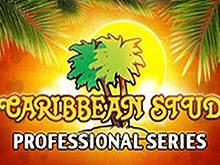 Классический Caribbean Stud Professional Series с джекпотом