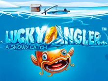 Lucky Angler: A Snowy Catch от Netent – игровой онлайн автомат