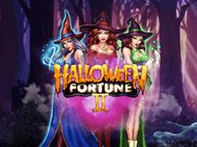 Halloween Fortune II для опытных игроков и новичков