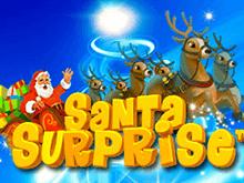Santa Surprise – игровой автомат online от Плейтек