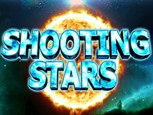 Shooting Stars от Novomatic — новый аппарат для досуга