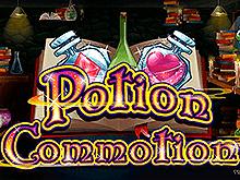 Potion Commotion от NextGen Gaming – игровой слот с фиксированным джекпотом